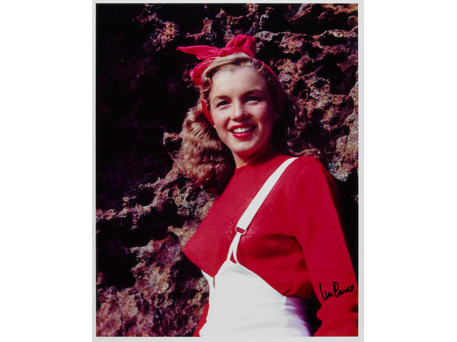 William J. Carroll (1915-2014); A Day at Castle Rock with Norma Jeane Dougherty;