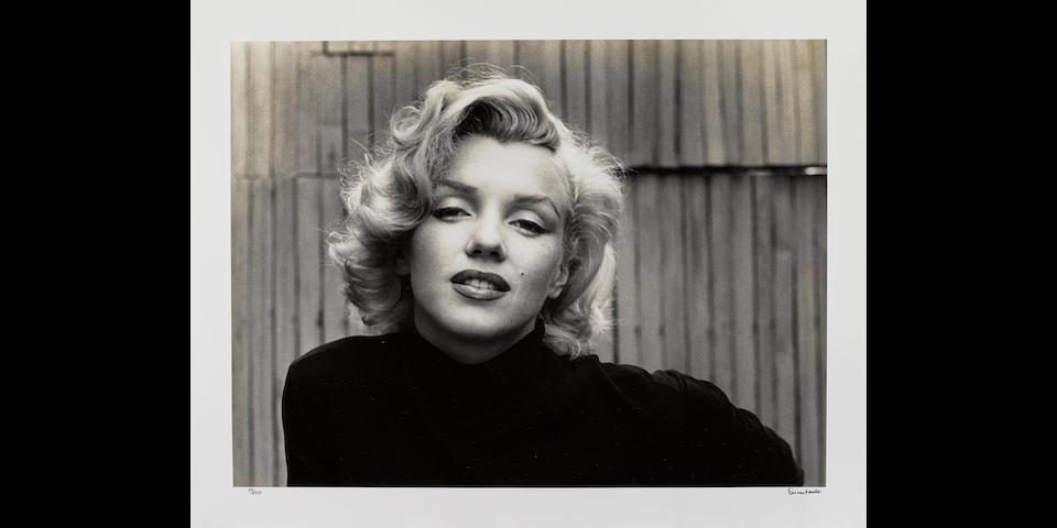 Alfred Eisenstaedt (1898-1995); Marilyn Monroe;