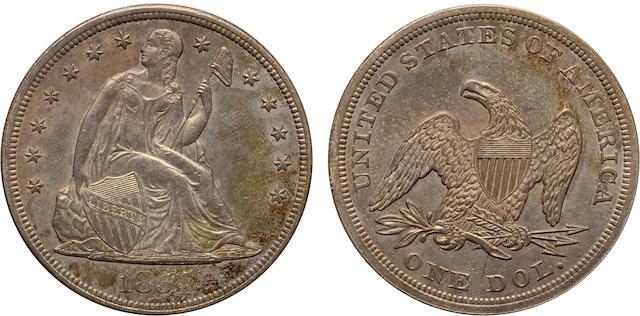 1854 $1