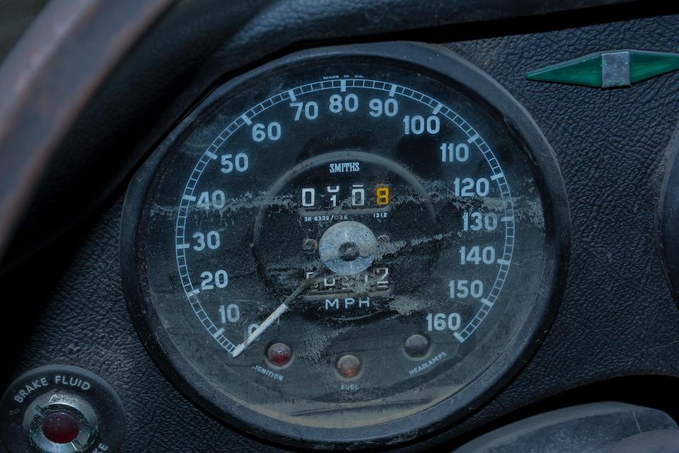 <b>1966 Jaguar E-Type Series 1 4.2 Liter Roadster</b><br />Chassis no. 1E12351<br />Engine no. 7E 7485-9