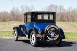 <b>1923 Rickenbacker B6 Coupe</b><br />Chassis no. 10585<br />Engine no. 10505