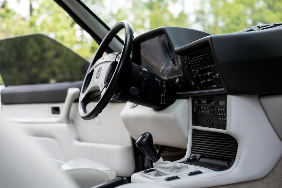 <b>1988 BMW M6 Coupe</b><br />VIN. WBAEE1411J2560905