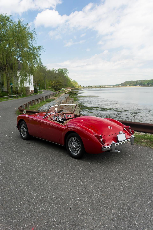 <b>1961 MGA 1600 Roadster</b><br />Chassis no. 88054<br />Engine no. 16GA-U 19226