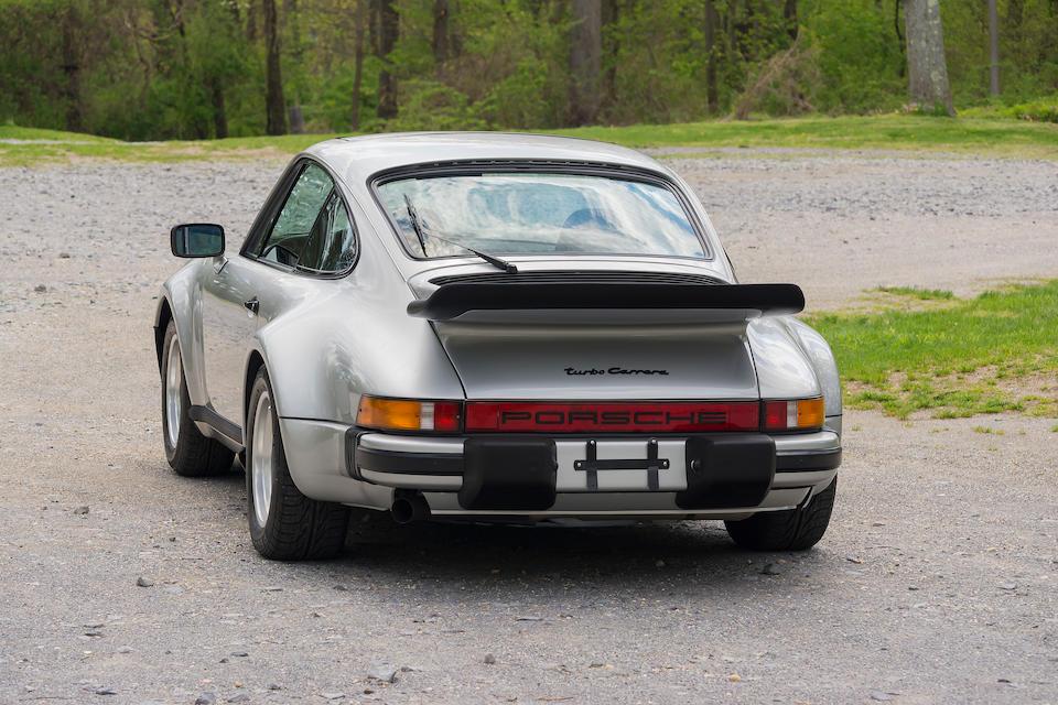 <b>1976 Porsche 930 Turbo Carrera</b><br />Chassis no. 9306800292<br />Engine no. 6860321