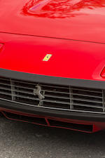 <b>1972 Ferrari 365 GTC/4</b><br />Chassis no. 365GTC415359<br />Engine no. F101AC000