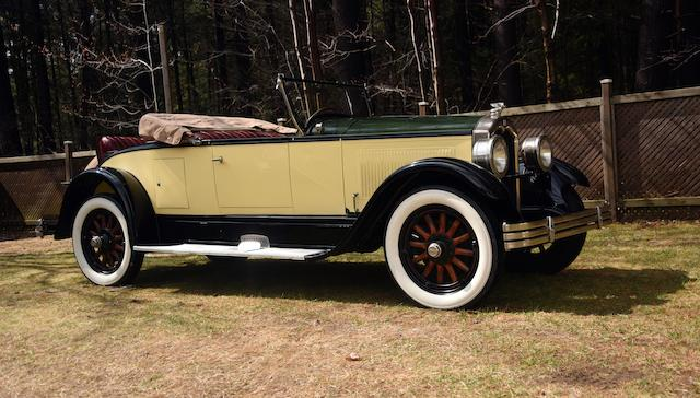 <b>1927 Buick MASTER SIX ROADSTER</b><br />Chassis no. 1682253<br />Engine no. 1758780