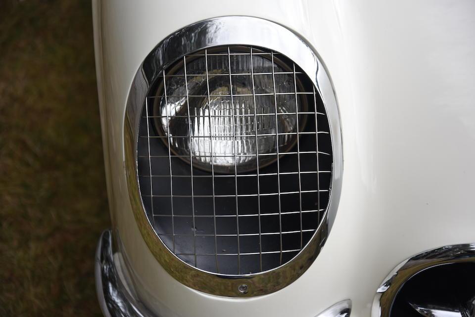 <b>1954 Chevrolet Corvette</b><br />Chassis no. E54S004625<br />Engine no. 0712692 F54YG
