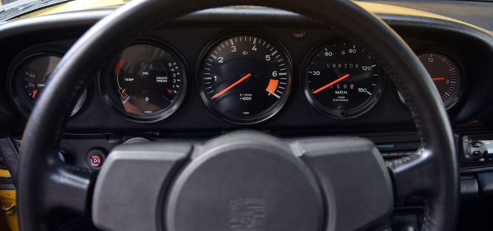 <b>1980 Porsche 911SC Coupe</b><br />Chassis no. 91A0140667<br />Engine no. 6400707