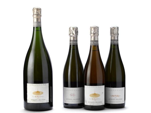 Jacques Selosse Vintage Champagne 1998, Blanc de Blancs (3)