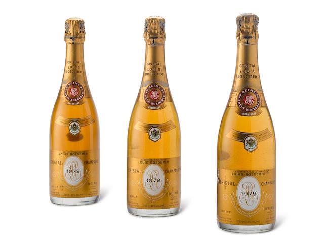 Louis Roederer Vintage Champagne 1979, Cristal (4)