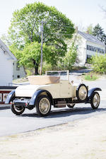 <b>1921 Rolls-Royce 40/50hp Silver Ghost Drophead Coupé</b><br />Chassis no. 32SG