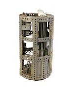 U.S. Airforce School of Aviation Medicine Rhesus monkey biopack