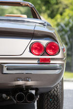 <b>1972 Ferrari 365GTS/4 Daytona Spider</b><br />Chassis no. 16573<br />Engine no. B2506