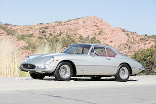 1963  Ferrari 400 Superamerica Coupe Aerodinamico