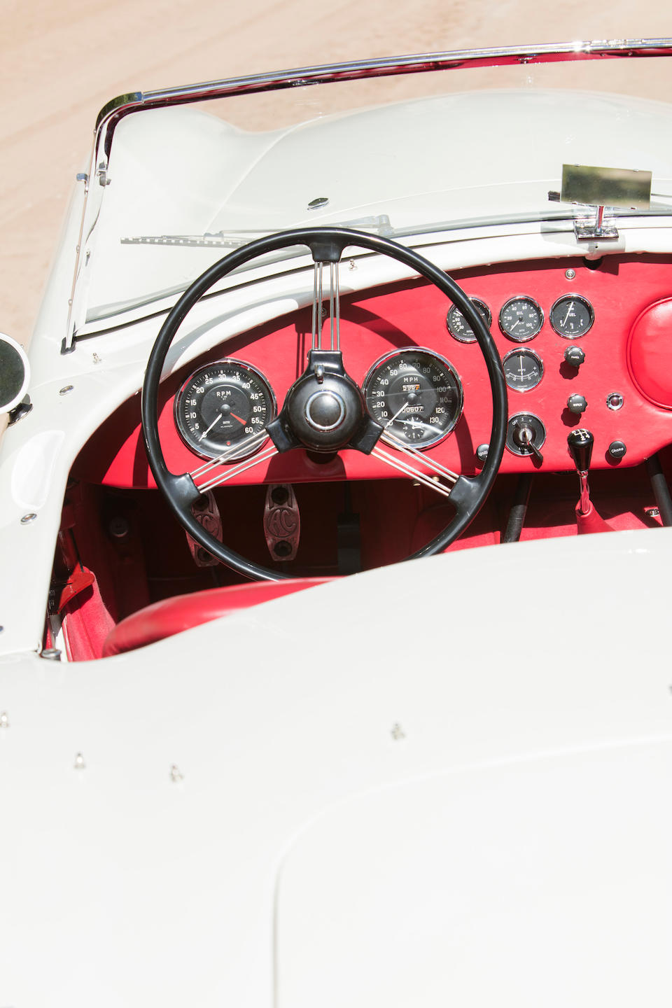 <B>1959 AC ACE-Bristol</B><br /> Chassis no. BEX 1003<br /> Engine no. 100D2 881