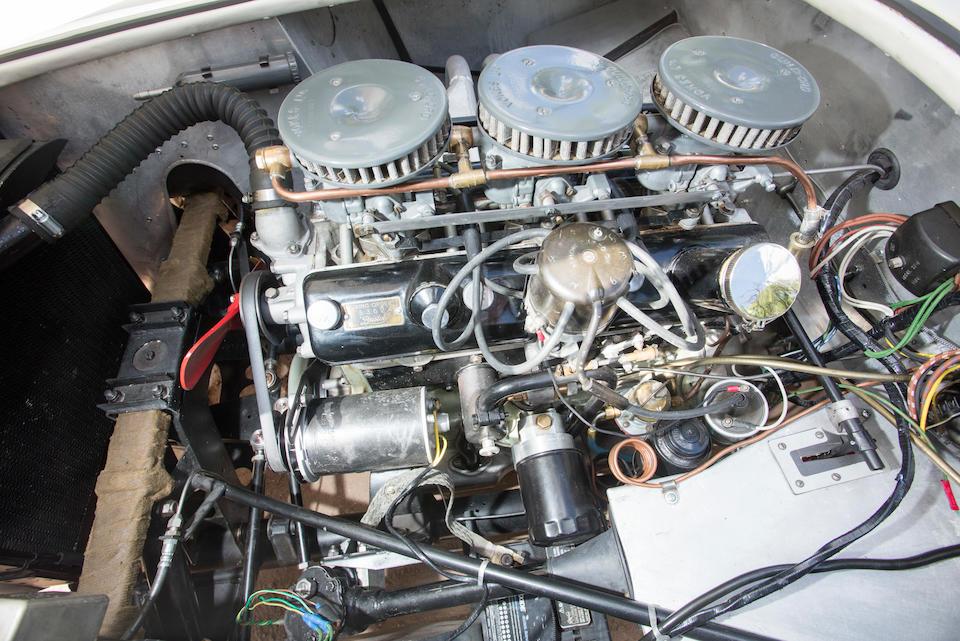Remarkable Bonhams 1959 Ac Ace Bristol Chassis No Bex 1003 Engine No 100D2 881 Wiring Cloud Inamadienstapotheekhoekschewaardnl