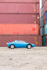 <b>c1975 Lancia Stratos HF 'Jolly Club' Continuation</b><br />Chassis no. 829AR0 0000008<br /> Engine no. AR0829000 0000008