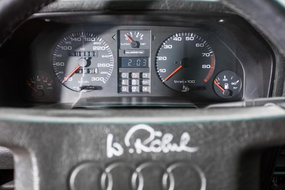 <b>1985 Audi Sport Quattro S1</b><br /> VIN. WAUZZZ85ZEA905131