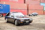 <b>1985 Lancia Delta S4 Stradale</b><br />VIN. ZLA038AR000000005