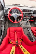 <b>1986 Ford RS 200 Evolution</b><br />VIN. SFACXXBJ2CGL00084