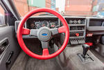 <b>1986 Ford RS 200 Evolution</b><br />VIN. SFACXXBJ2CGL00084