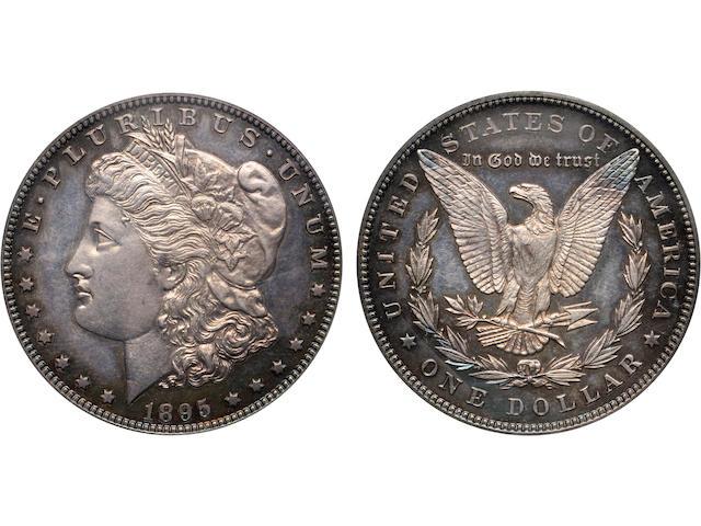 1895 $1 Proof 64 PCGS