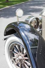 <b>1923 Pierce-Arrow Model 33 7-Passenger Sedan</b><br />  Chassis no. 337585<br /> Engine no. 337-597