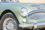 <b>1964 Austin-Healey 3000 MK III BJ8</b> <br /> Chassis no. 65HBJ8L 27207<br /> Engine no. 29K/RU/H1900
