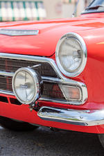 <B>1966 Lotus  Cortina MK I </B><br /> Chassis no. BA74FM59709<br />Engine no. S29773
