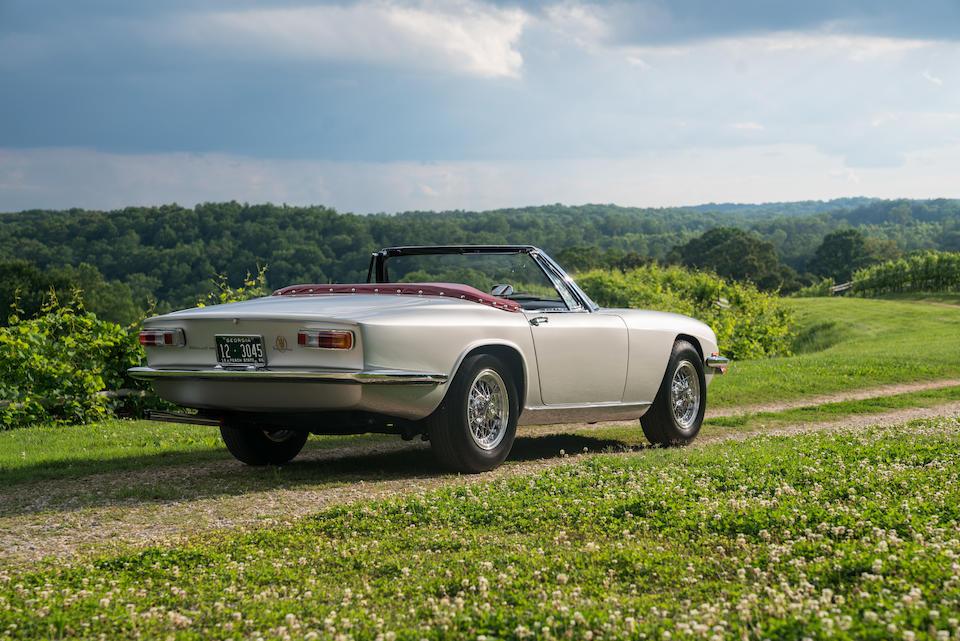 <b>1968 Maserati Mistral 4000 Spyder</b> <br />Chassis no. AM109/SA1 691<br />Engine no. AM109/SA1 691