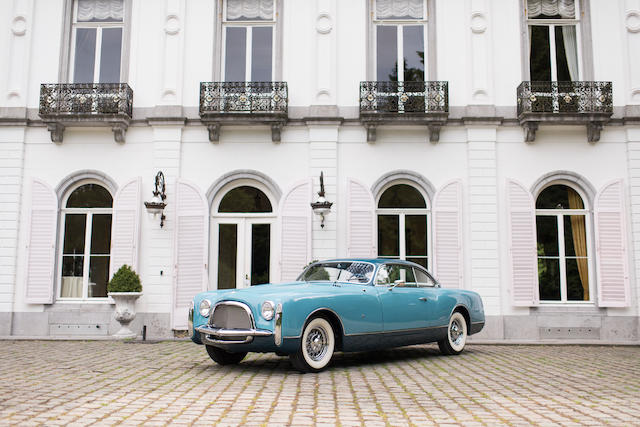 <b>1953 Chrysler Ghia Special</b><br /> Chassis no. 7231533<br /> Engine no. C53-8-31901