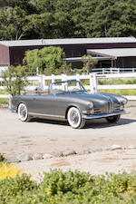 <b>1957 BMW 503 Cabriolet</b><br />Chassis no. 69090<br />Engine no. 30088