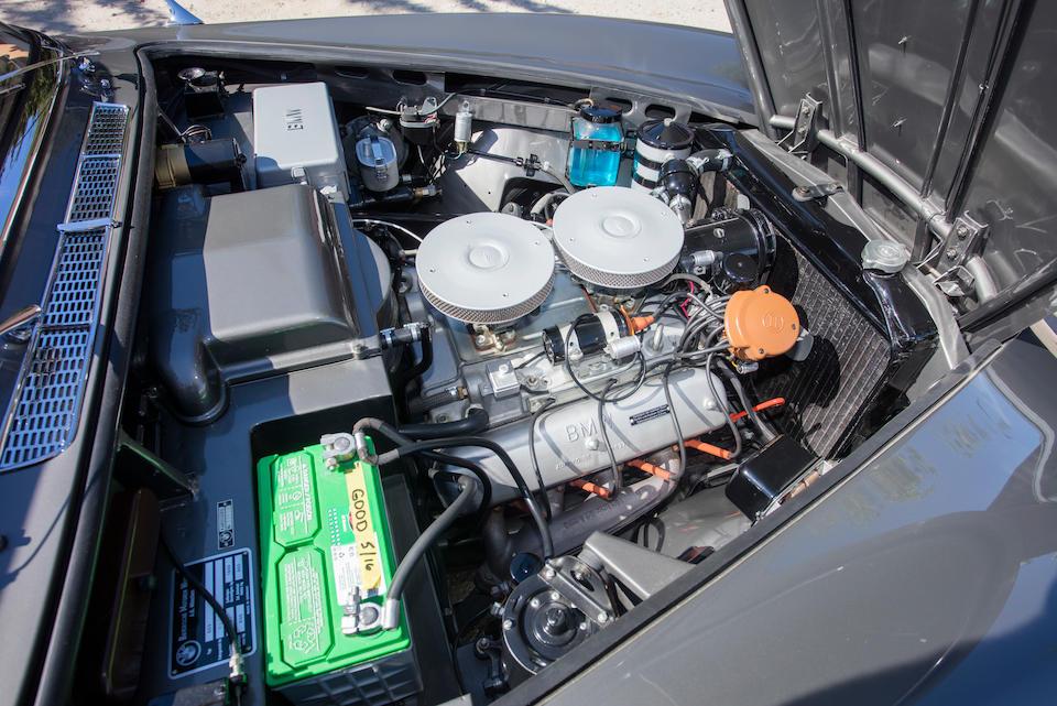 <b>1957 BMW 503 Cabriolet</b><br />Chassis no. 69090<br />Engine no. 30088