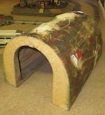 Lionel Standard gauge tunnel, believed 120L, 1927-1942,