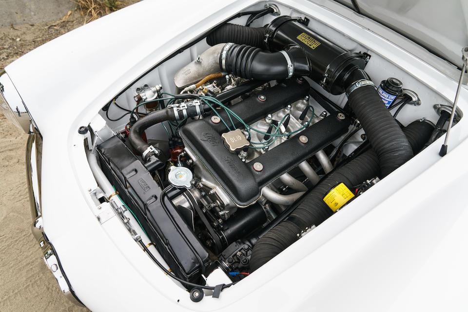 <b>1959 Alfa Romeo Giulietta Spider Veloce 750F</b><br /> Chassis no. 1495.06373<br /> Engine no. 1315.32565