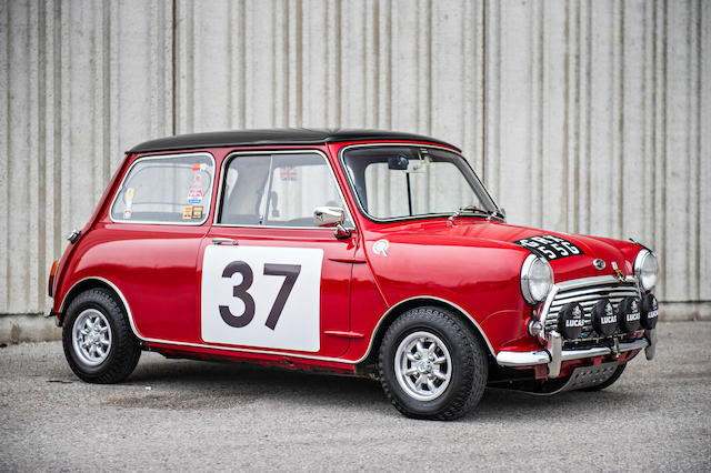 bonhams 1969 austin mini cooper s mk ii chassis no c a2sb l 1238234a engine no 9f xe y 52283. Black Bedroom Furniture Sets. Home Design Ideas