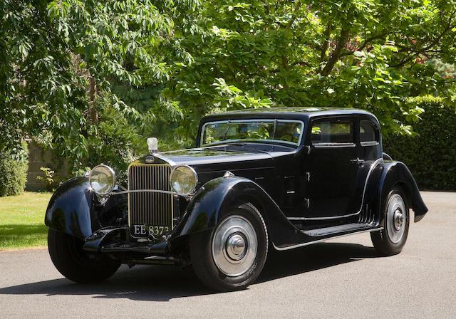 Bonhams : 1933 Delage ...