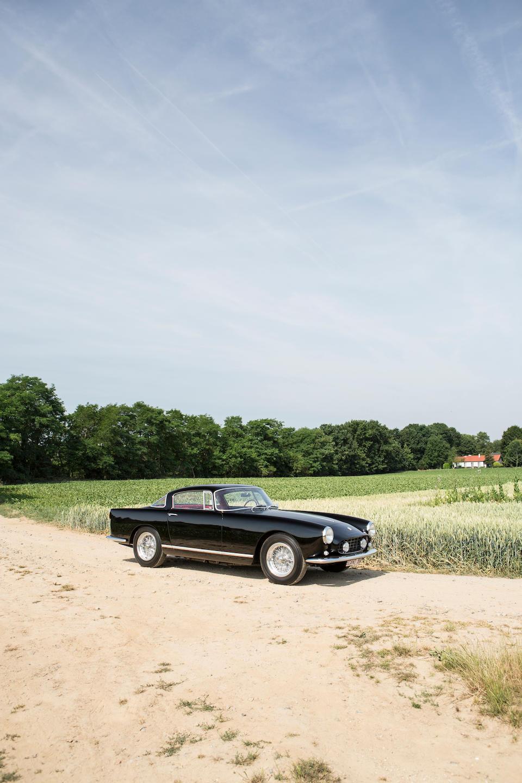 <b>1956 Ferrari 250GT Berlinetta</b><br/>  Chassis no. 0543GT<br/> Engine no. 0543GT