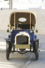 <b>1904 Humber 8.5HP Twin-Cylinder Two Seater</b><br />Chassis no. 2411<br />Engine no. B5413