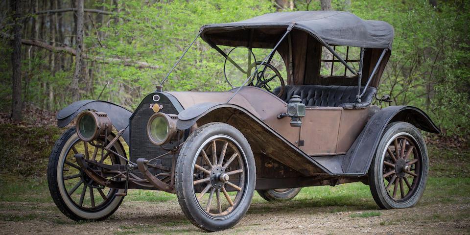 <b>1910 Regal UNDERSLUNG MODEL N ROADSTER</b><br />Engine no. 3331