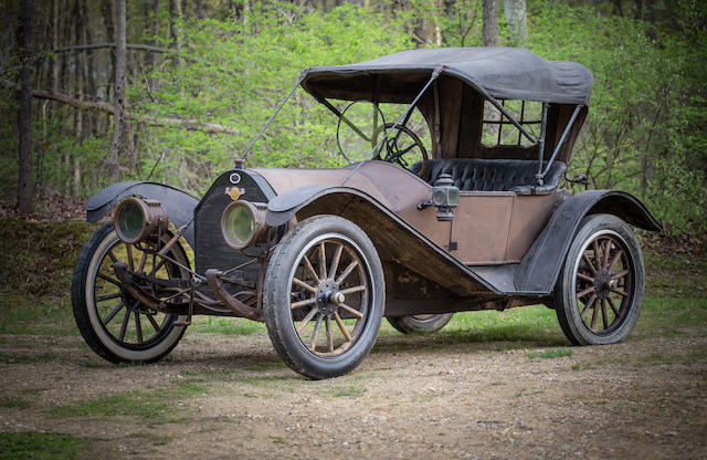 <b>1910 Regal UNDERSLUNG MODEL N ROADSTER</b><br />Engine no. 3331