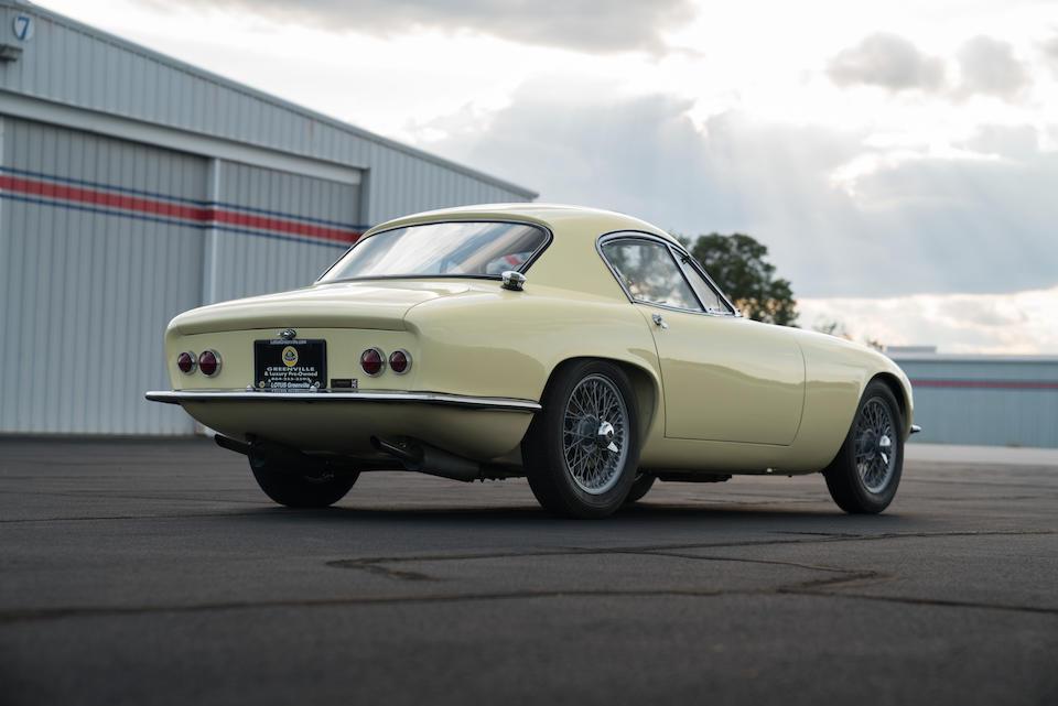 <b>1962 Lotus Elite Series II Super 95</b> <br /> Chassis no. 1334 <br />Engine no. 8945