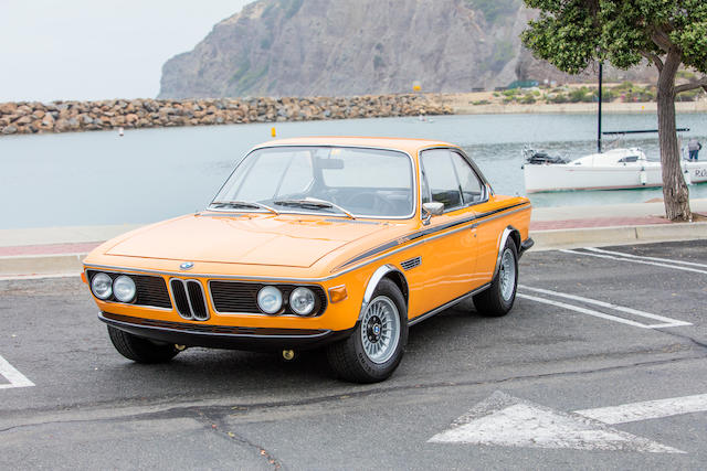 Bmw 3.0 Csl >> Bonhams 1972 Bmw 3 0 Csl Chassis No 2212314 Engine No 2212314
