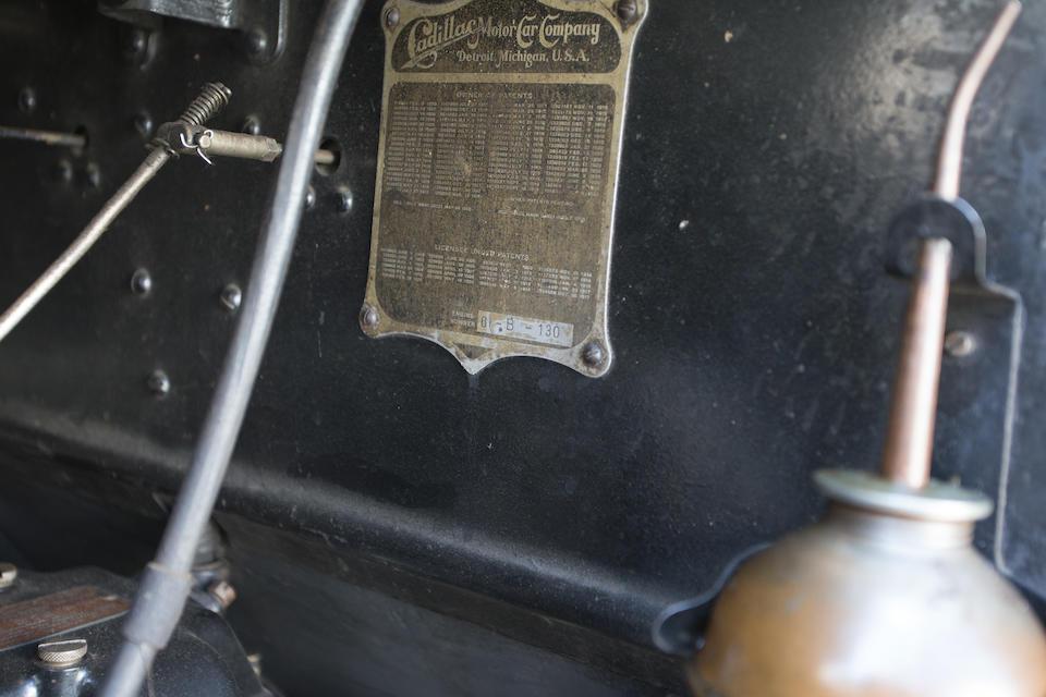 <b>1922 Cadillac Model 61 Touring Car</b><br />Engine no. 61 B 130