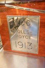 <b>1913 Rolls-Royce 40/50hp Silver Ghost 'London-to-Edinburgh' Sports Tourer</b><br />Chassis no. 2380<br />Engine no. 99.B.