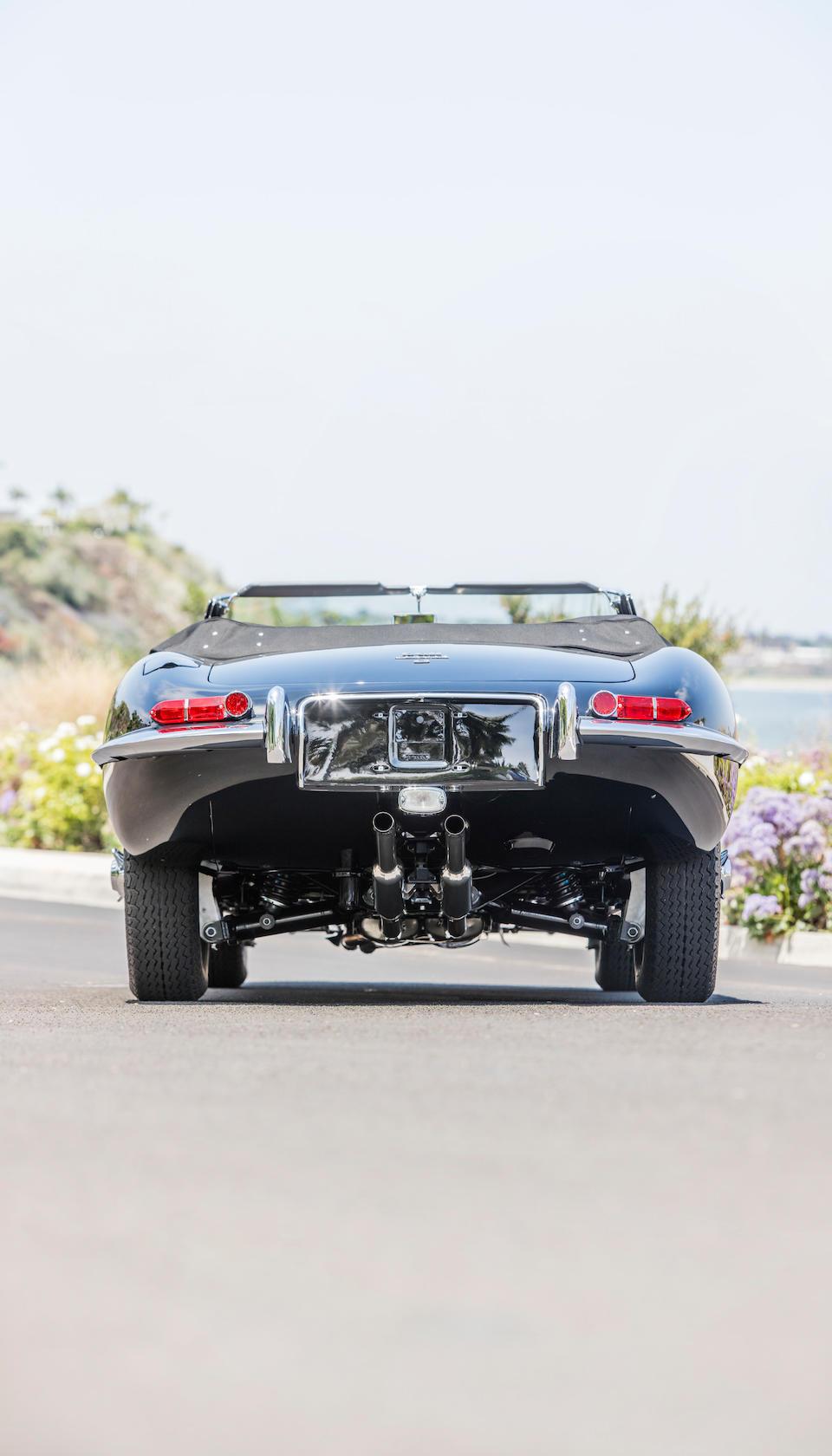 <B>1966 Jaguar E-Type Series I 4.2 Roadster</B><br /> Chassis no. 1E13757<br />Engine no. 7E10599-9