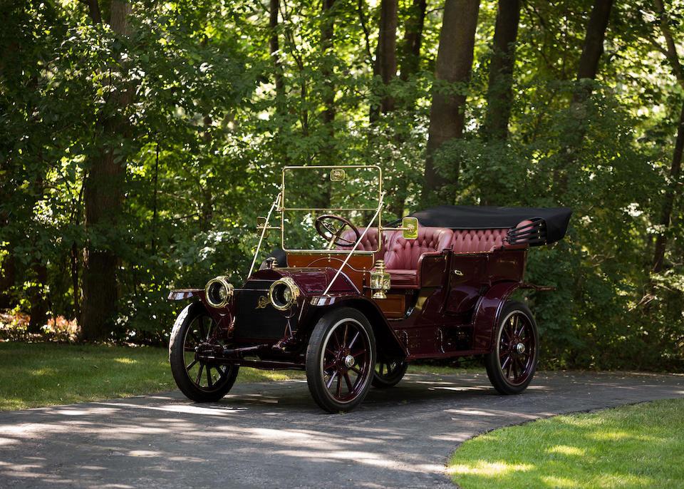 <b>1910 Cadillac Model 30 Tourer</b><br /> Engine no. 45042