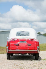 <b>1959 Autobianchi Bianchina Trasformabile</b> <br /> Chassis no. 012492<br /> Engine no. 063054