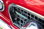 <b>1955 Ford Thunderbird</b><br />  Chassis no. P5FH230958