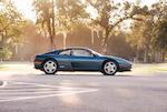 <b>1990 Ferrari 348 TB</b> <br />VIN. ZFFFA35AXK0082673<br />  Engine no. 20773